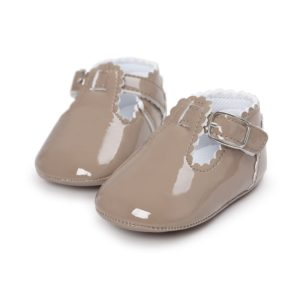 Cute Newborn Baby Girls Shoes Princess First Walker Baby Gear City Baby Moccasin Shoes Baby Girl Shoes Leather Baby Moccasins