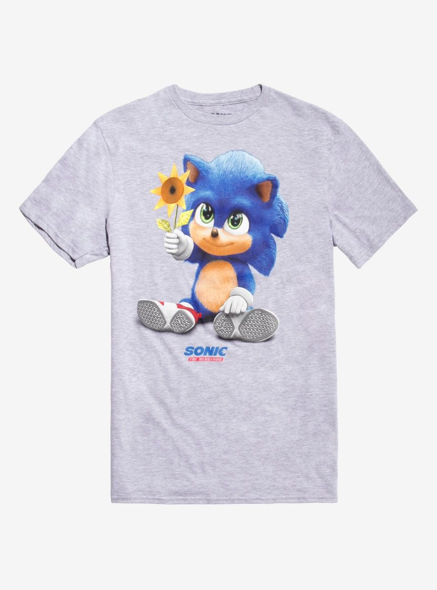 Sonic The Hedgehog Baby Sonic T Shirt En 2020 Sonic Sonic Dibujos Dibujos