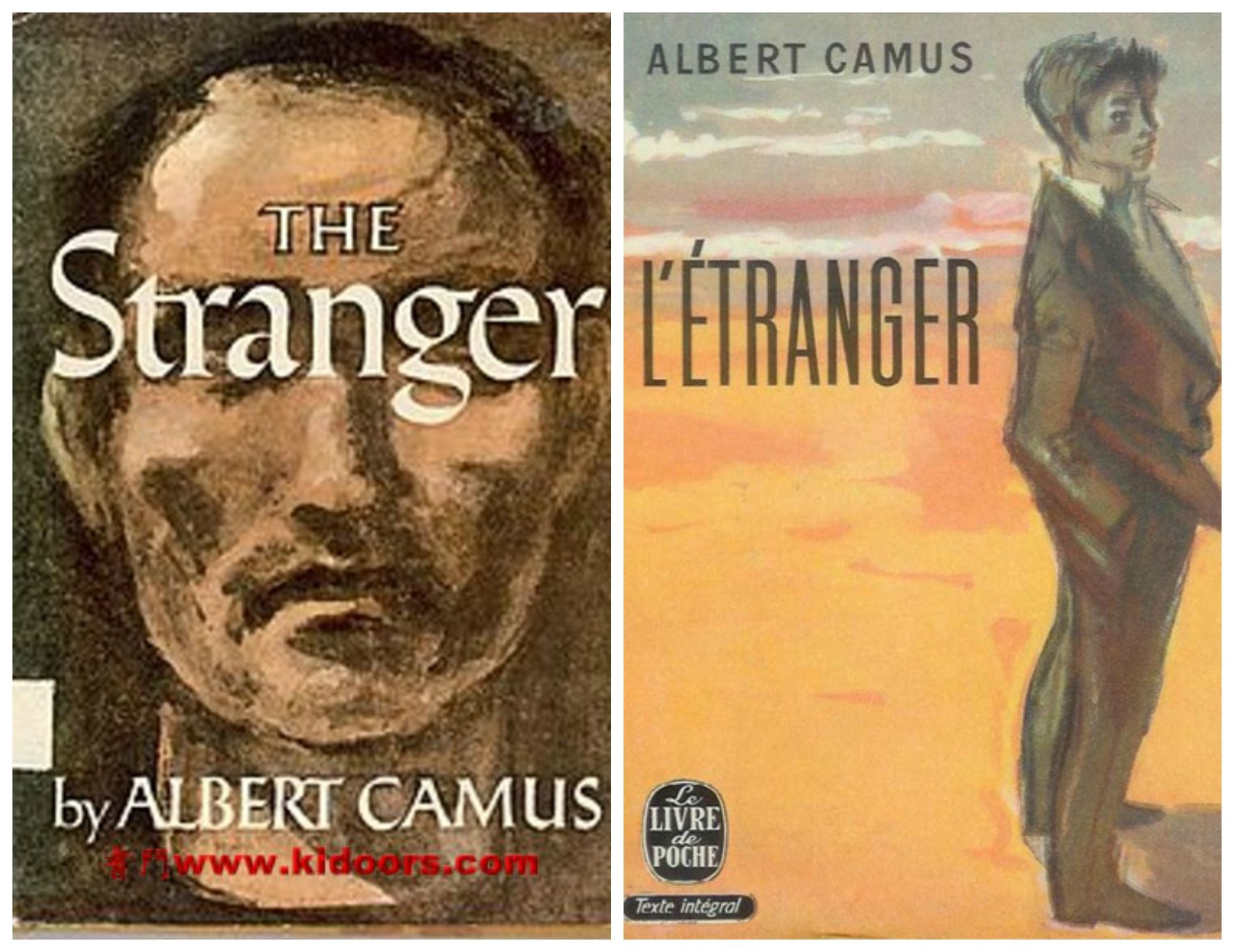 best ideas about the stranger albert camus from l eacutetranger the stranger by albert camus at ridgewood he