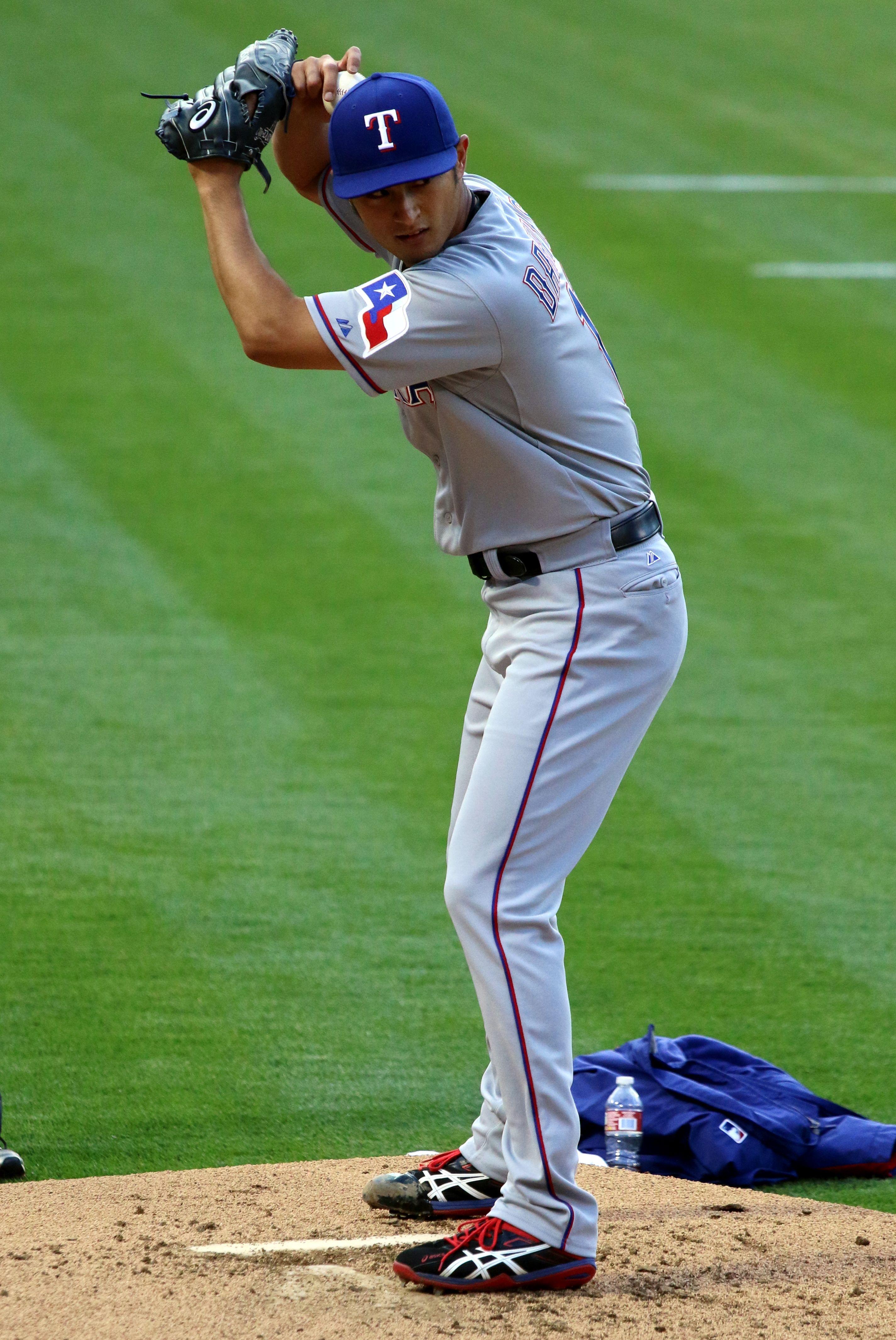 プロ野球選手ダルビッシュ有 かっこいい壁紙