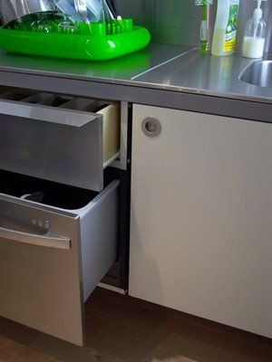 udden cabinet with dish drawer I would place dishwasher above