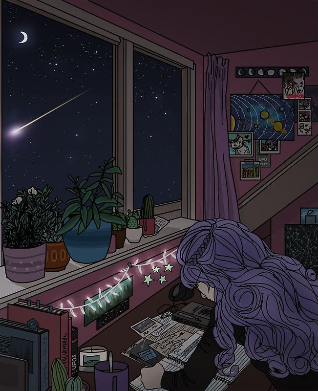 Quiet Night, Quiet Stars Photographic Print by Kelsey Smith