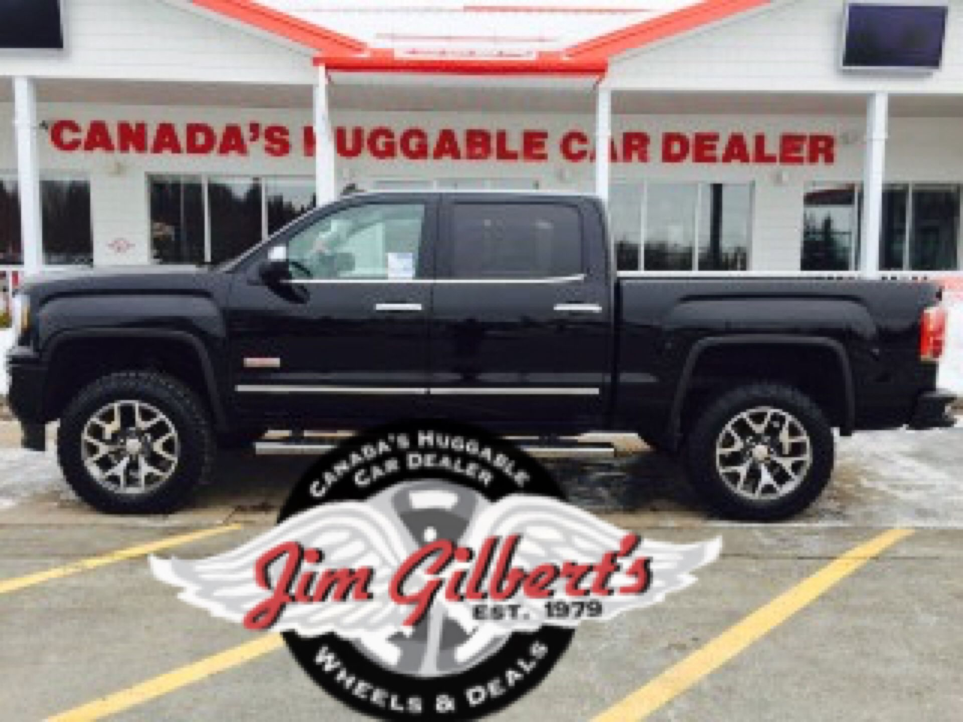 2016 Gmc Sierra 1500 Slt All Terrain Crew Cab 4x4 Remote Start Rear Camera Front Rear Park Assist Leather H All Terrain Tyres Cars For Sale Used Lift Kits
