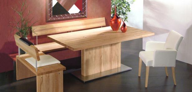 tisch und eckbank in kernbuche | home: küche / kitchen | pinterest, Esstisch ideennn