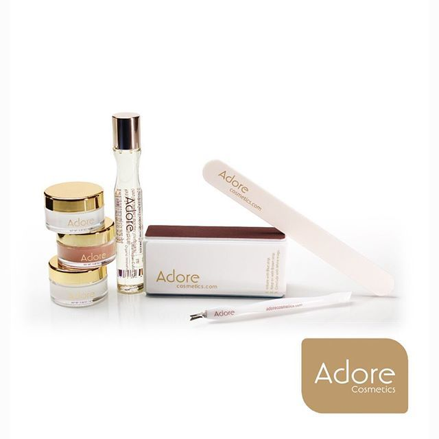 Really Excited To Announce I M Now A For Adore Cosmetics Can T Wait To Try And Tell You About These Products Organic Skin Care Cosmetic S Natural Skin Care
