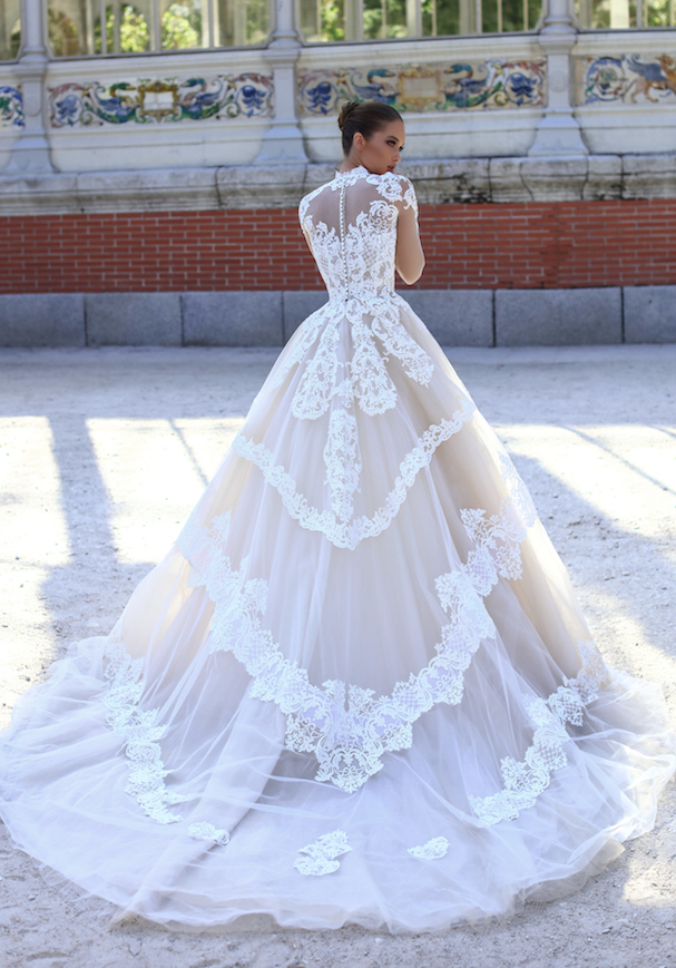 Glamorous Victoria Soprano Wedding Dresses: The One Collection ...
