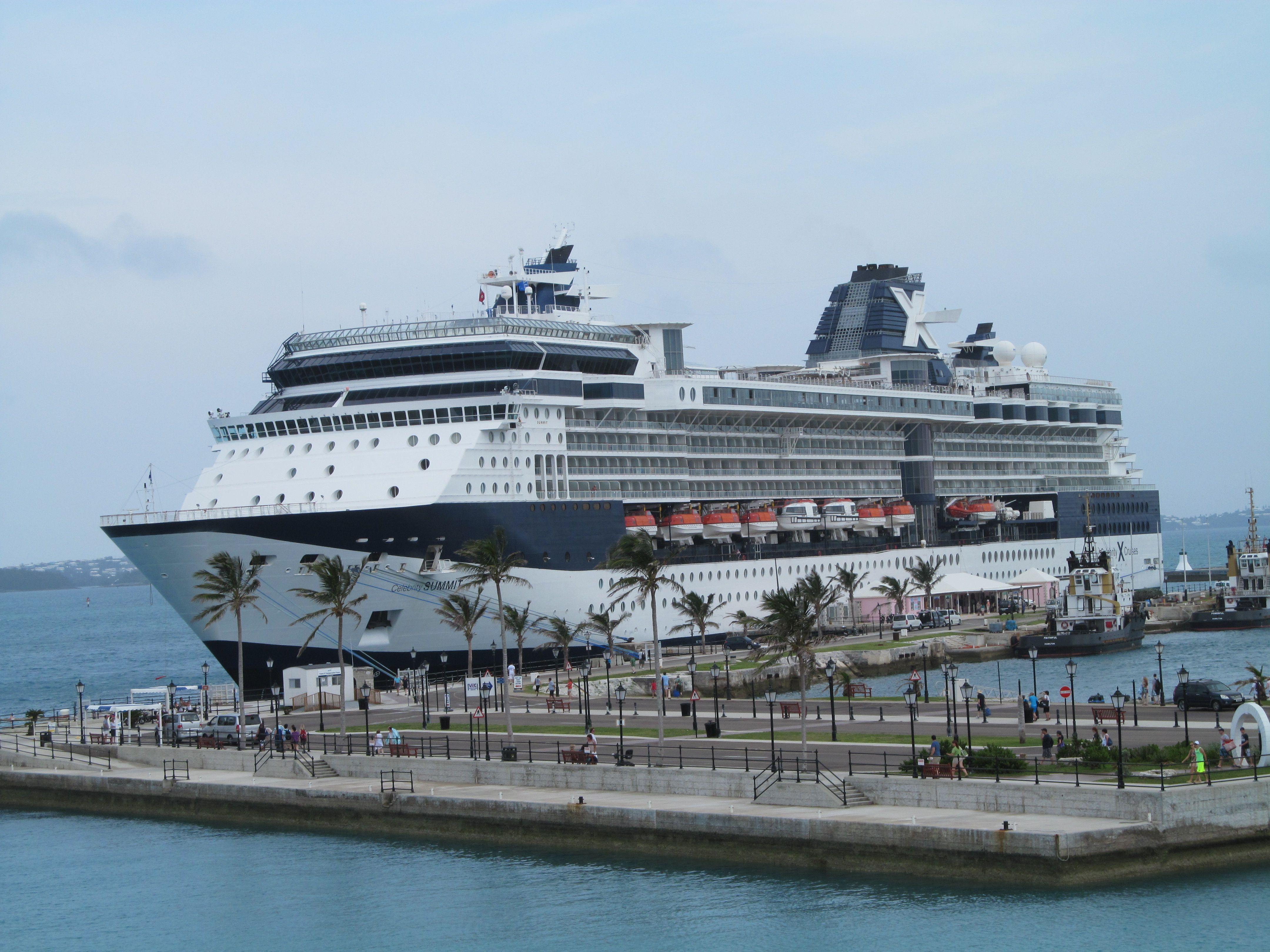 Celebrity Summit: Bermuda - Seven Day Trip - YouTube