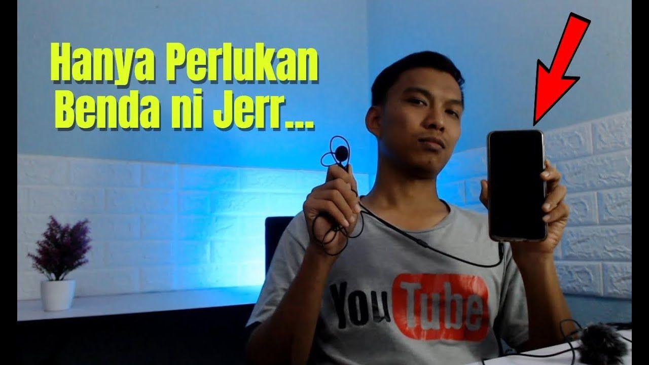 Cara Menjadi Youtuber Tanpa Peralatan Yang Mahal Tips Youtuber Baru Youtuber Tips