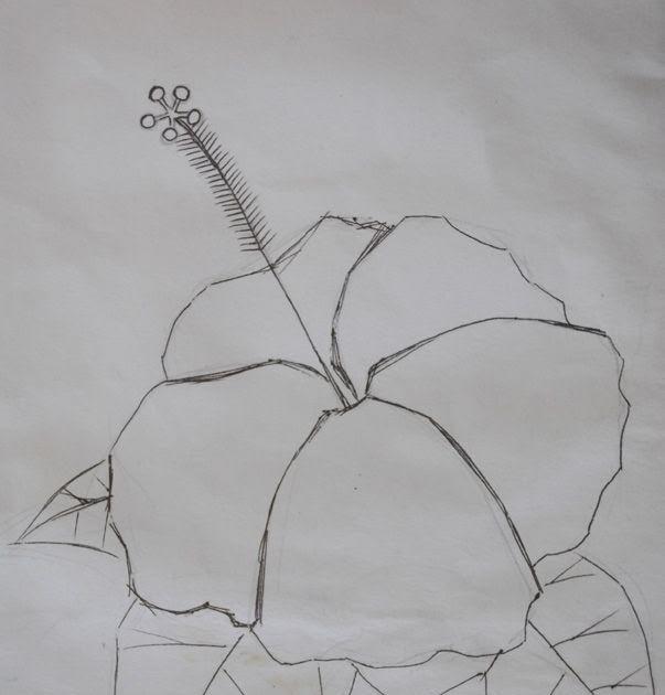 Pin Oleh Norman Wijiharjo Di Warna Gambar Bunga Bunga Lukisan Bunga