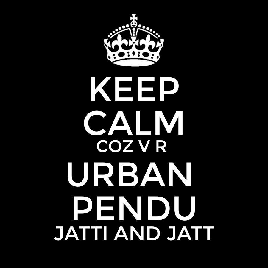 Jatt and jatti | lipss | Punjabi quotes, Keep calm, Calm