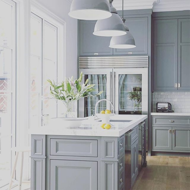 Dusk Colored Kitchen Cabinets: { H E A R T } The Kitchen Is The Heart Of The Home, A
