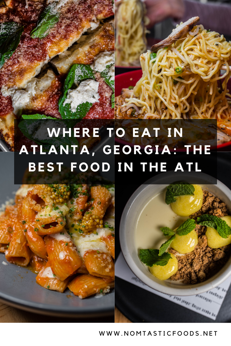 48 Hours In Atlanta Georgia A Foodie S Guide To The Atl Food Guide Food Best Chinese Food