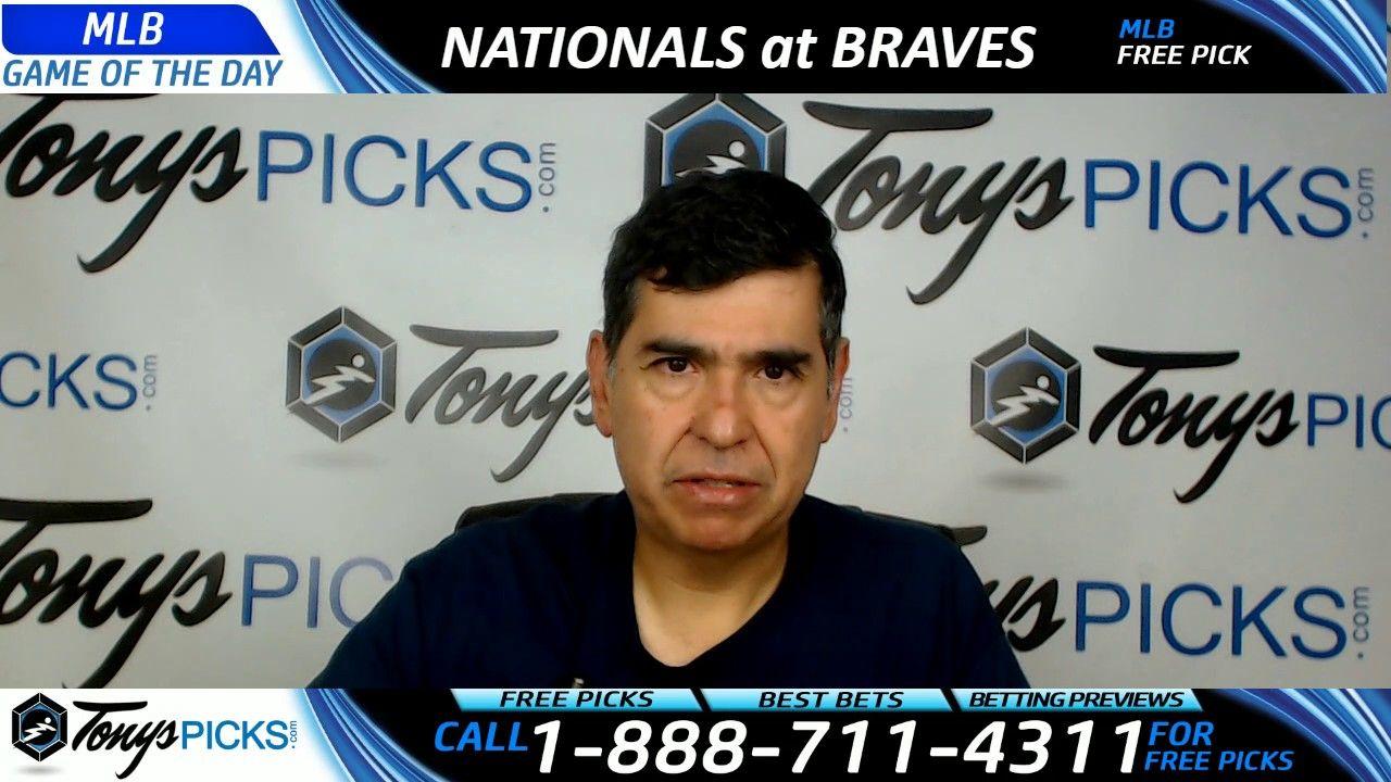 Washington Nationals vs. Atlanta Braves Free MLB Baseball