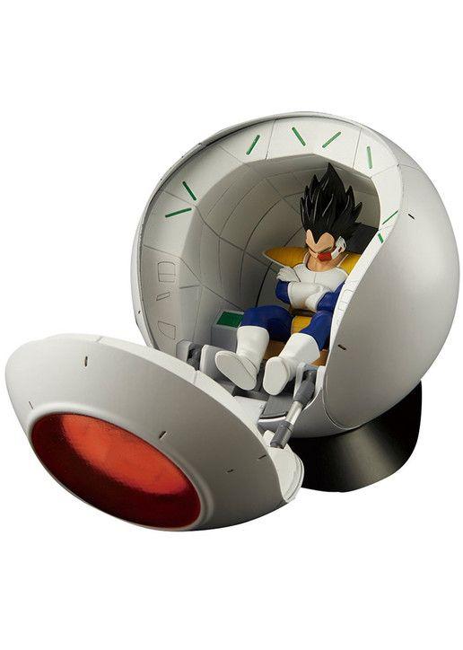 Dragon Ball Z: Figure-Rise Standard Mechanics - Saiyan ...
