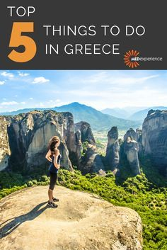 Greece - a land of winding cobblestone streets, blue & white buildings and a history of gods, goddesses and mythical creatures! If you're checking a trip to Greece off your bucket list this summer, this is the perfect guide for those not to be missed places!