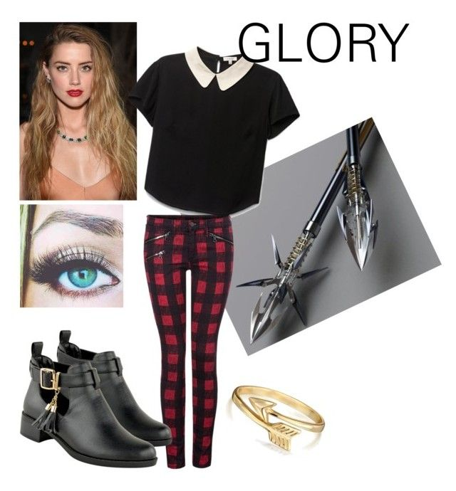"""GLORY"" by nadiabruton on Polyvore featuring Dex and Bling Jewelry"