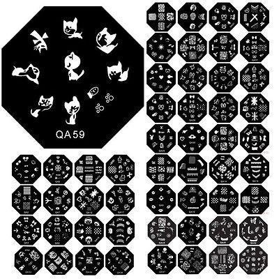 cool 60 Designs Pattern DIY Nail Art Image Stamp Stamping Plates Manicure Template    60 Designs Pattern DIY Nail Art Image Stamp Stamping Plates Manicure Template  Price : 0.99  Ends on : 2014-11-27 09:29:43   View on eBay ... http://showbizlikes.com/60-designs-pattern-diy-nail-art-image-stamp-stamping-plates-manicure-template/
