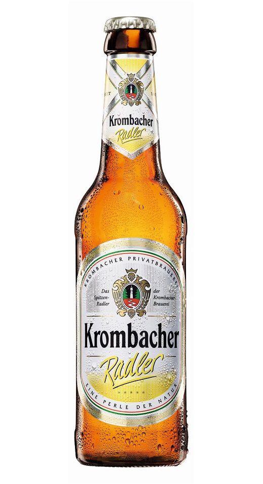 Krombacher Radler Radler Shandy 2 5 Abv Krombacher Privatbrauerei Kreuztal Alemania Krombacher Brauerei Radler