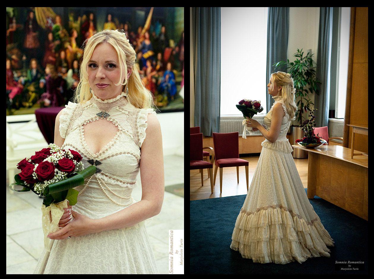 My wedding dress somnia romantica by m turin by somniaromantica