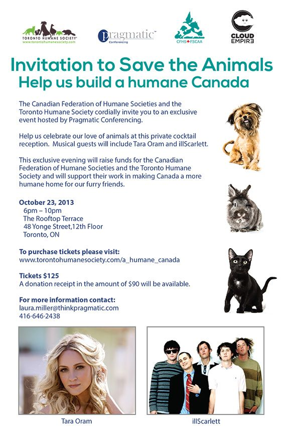 Help Save The Animals The Toronto Humane Society Humane Society Animal Help Animals