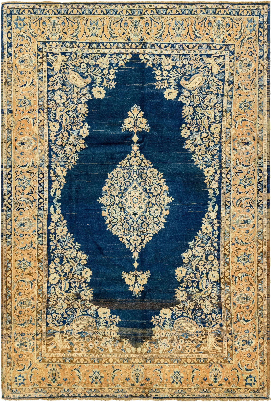 6 3 X 9 4 Farahan Persian Rug Persian Rug Antique Persian Rug Rugs