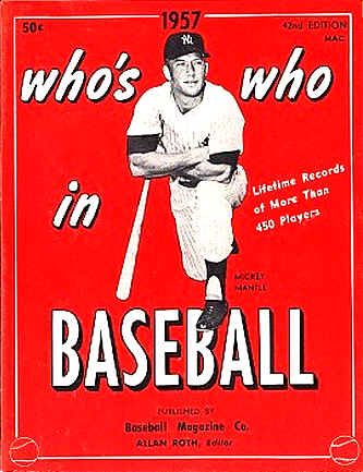 Baseball Magazine Co Who S Who In Baseball Sports Magazine Baseball Sports