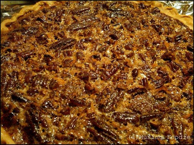 The Pioneer Woman's Perfect Pecan Pie | (a)Musing Foodie