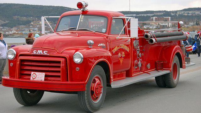 Gmc Super Image Fire Trucks Super Images Gmc
