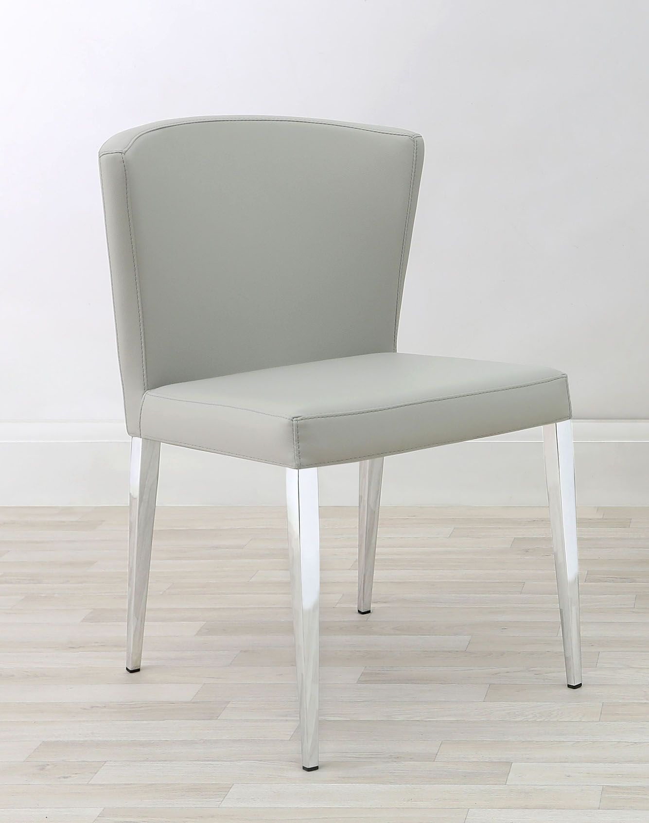 Curva Dining Chair In 2019 Dining Chairs Faux Leather Dining