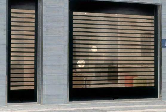 Tipos de persianas y puertas enrollables louvre for Cortinas para puertas exteriores ikea
