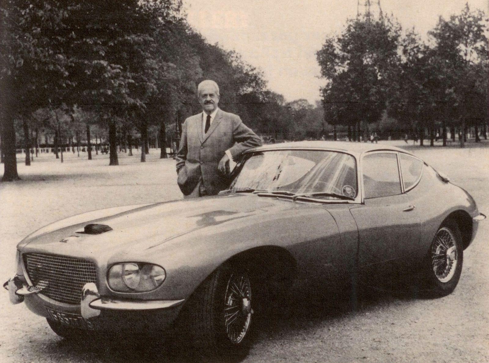 Raymond Loewy - Jaguar 2