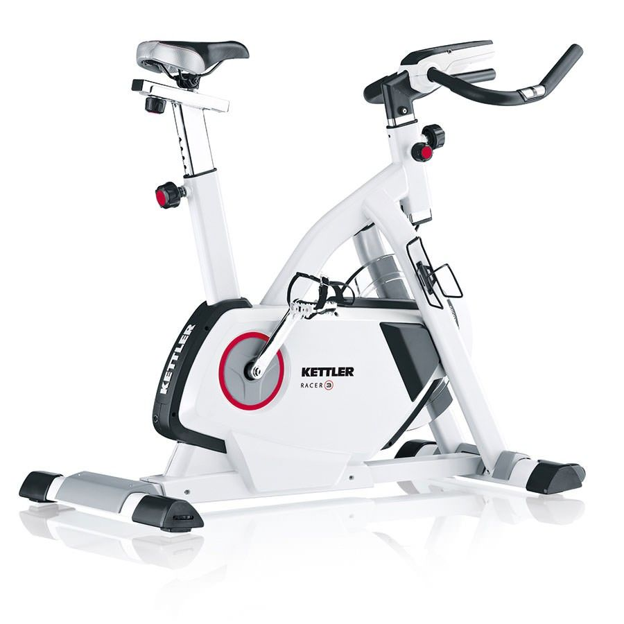 Kettler Racer 3 Cycle Exercise Bike Reviews No Equipment