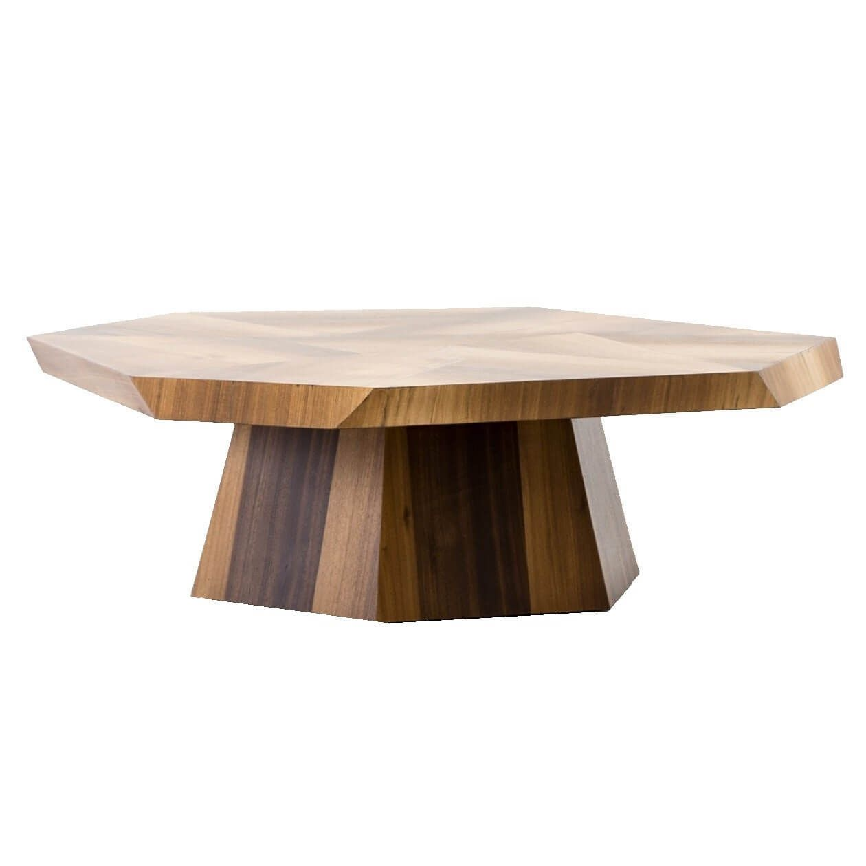 Brooklyn Organic Yukas Wood Octagon Coffee Table 53 In 2021 Coffee Table Bamboo Coffee Table Modern Wood Coffee Table [ 1260 x 1260 Pixel ]