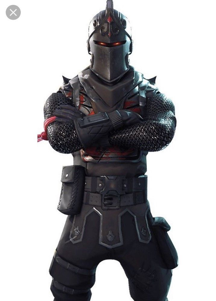 Black Knight Fortnite Account Pc Xbox And Playstation Blackest Knight Knight Fortnite