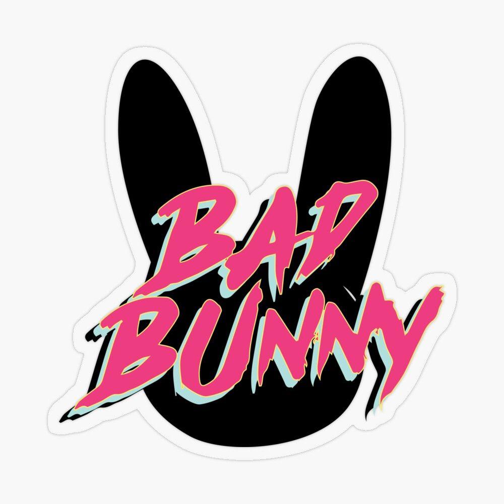 Bad Bunny Transparent Sticker By Danielardzg Bunny Art Bunny Wallpaper Bunny Poster
