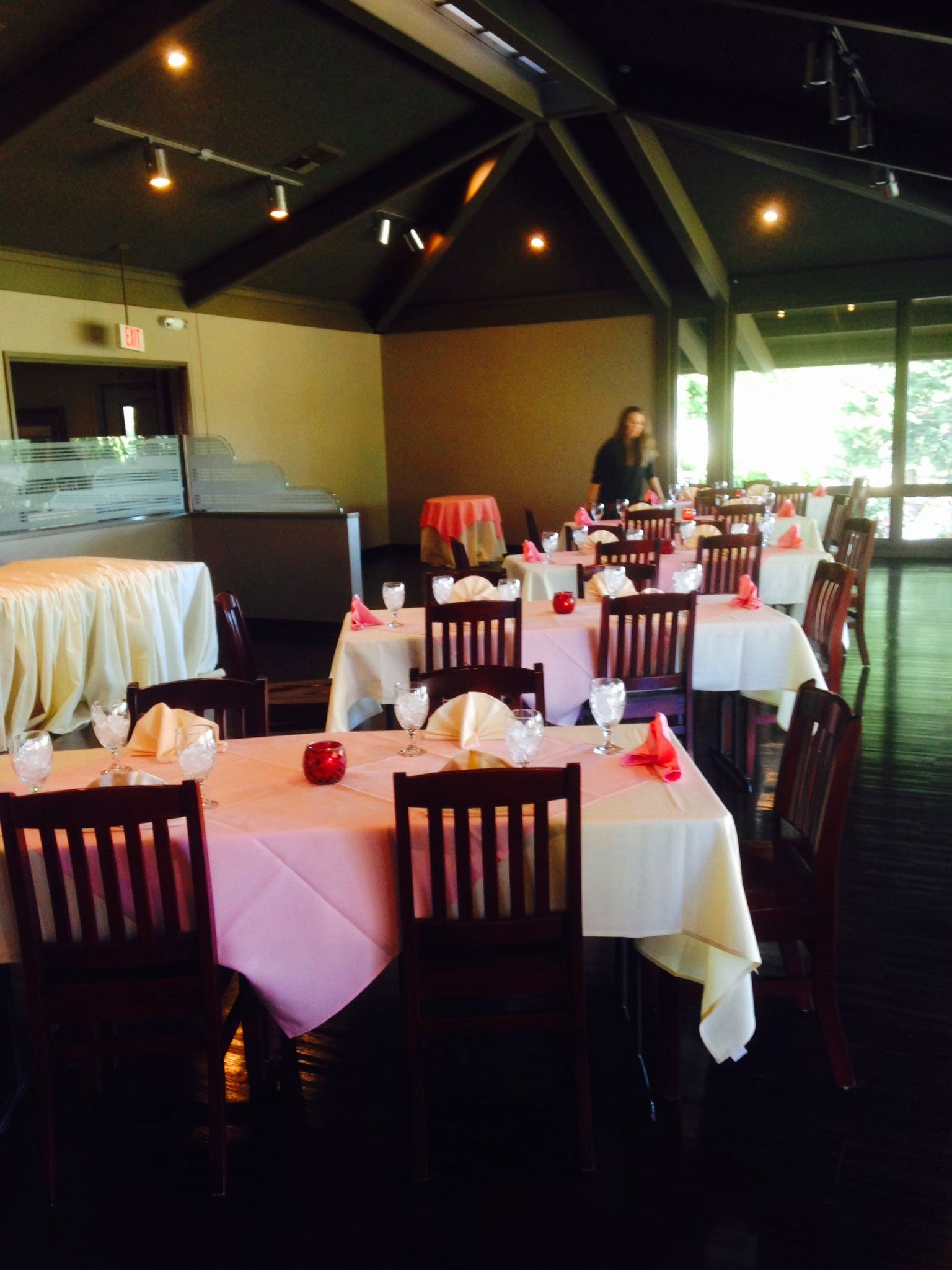 Pink Birthday Party At LakeRidge Golf Club Reno NV Parties