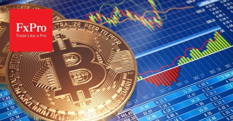 Cryptocurrency Market Waits for New Triggers Bitcoin