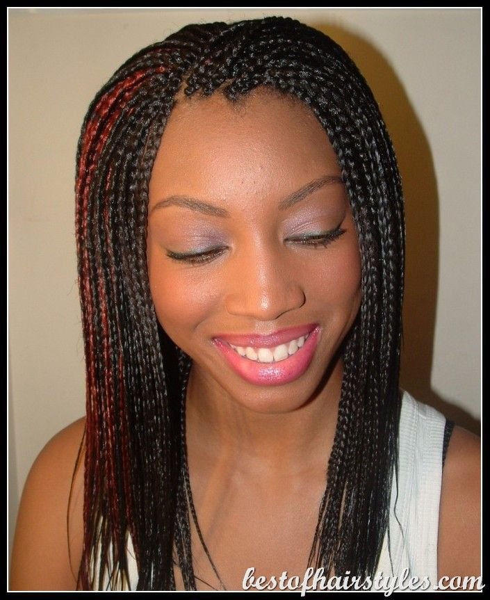 Brilliant 1000 Images About Braids On Pinterest Braid Hairstyles Box Hairstyles For Women Draintrainus