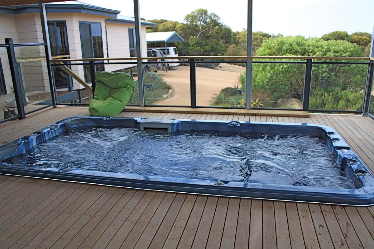 Swiming Pools Endless Thermapool Swimming Pool Jet Or Swim Spa With ...