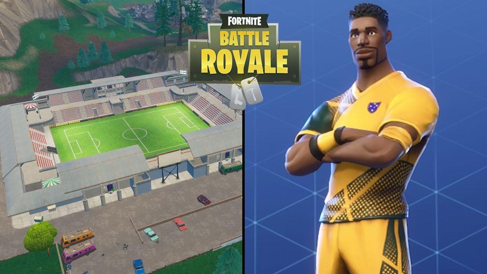 Zombie Soccer Player Fortnite Skin Super Striker Fortnite Wallpapers Wallpaper Cave In 2020