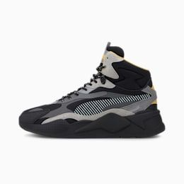 Photo of PUMA x Helly Hansen Rs-x Mid Trainers,  Grey, size 10.5, Shoes
