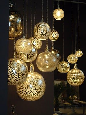 moroccan inspired lighting. moroccan inspired lanternsmake a big impact with lots of them in september louie and i had the pleasure attending maison de lighting pinterest