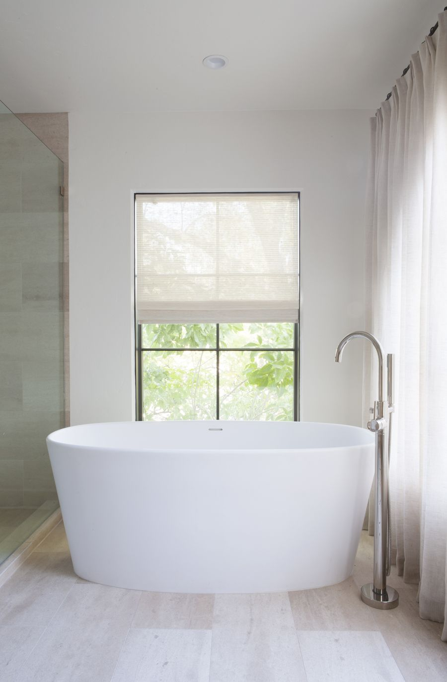 Bathroom in a 1920s Spanish Colonial Revival Home by DISC Interiors ...