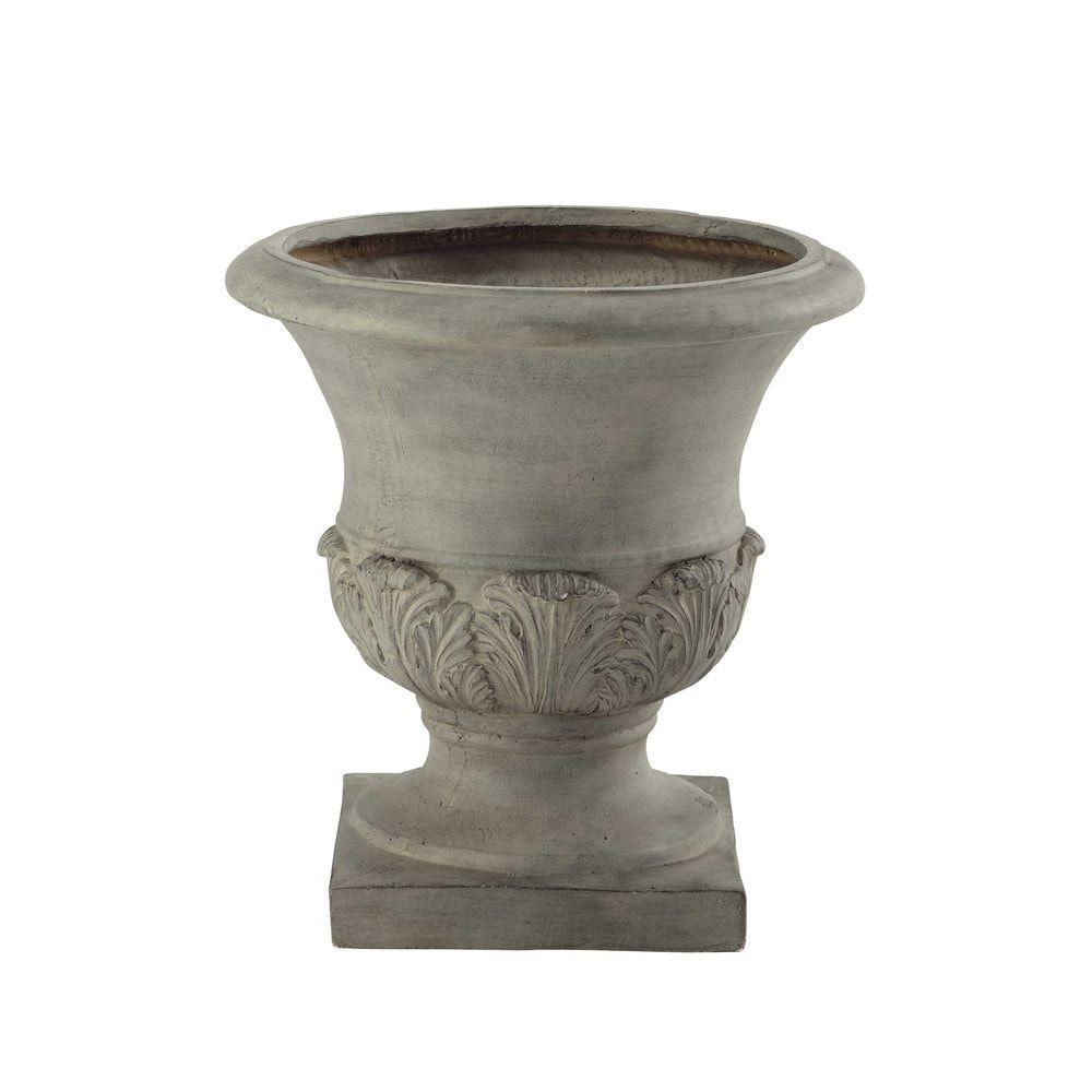 Coupe de jardin en résine grise H 46 cm MEDICIS | Products