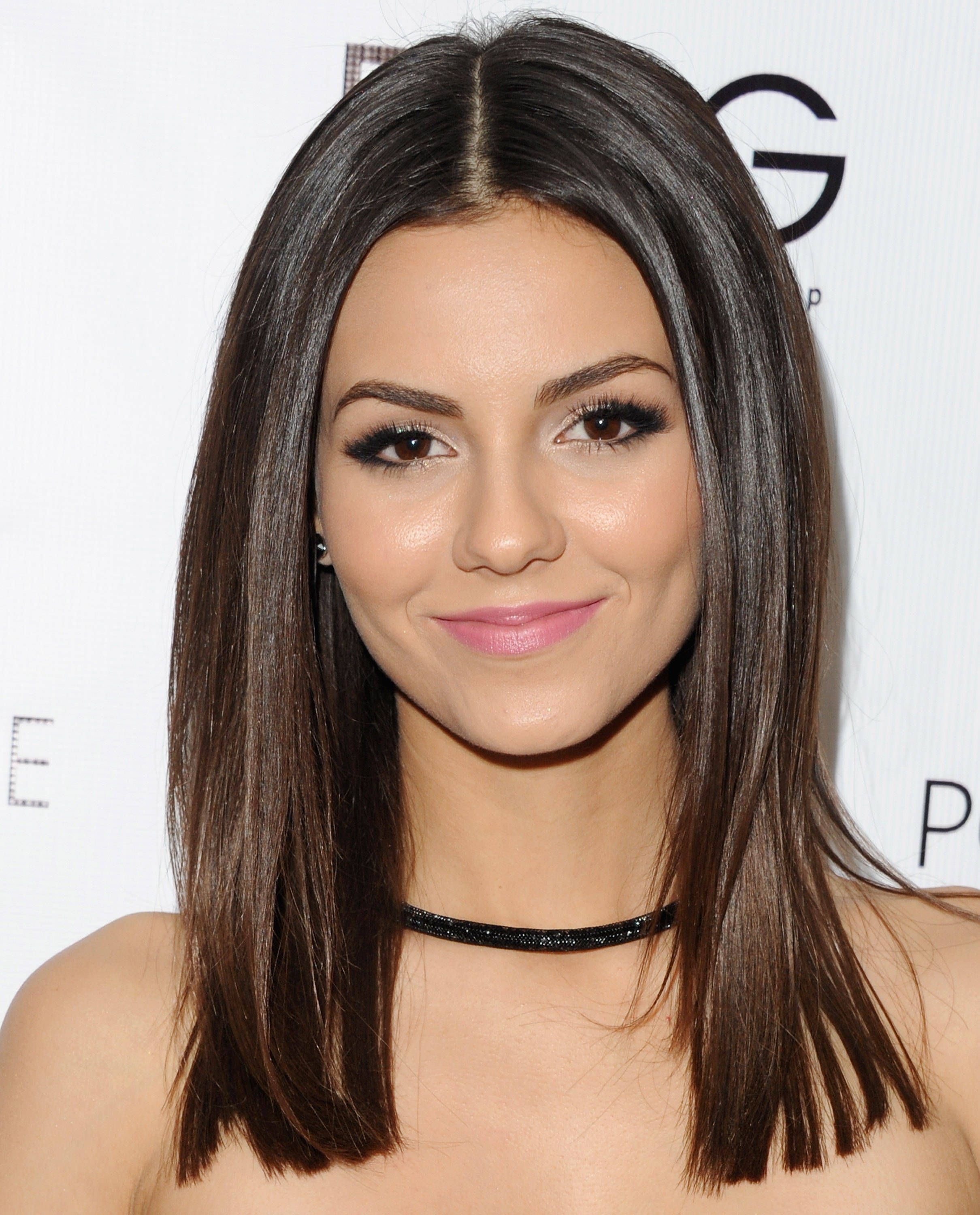 victoria justice, kode mag spring issue release party in la