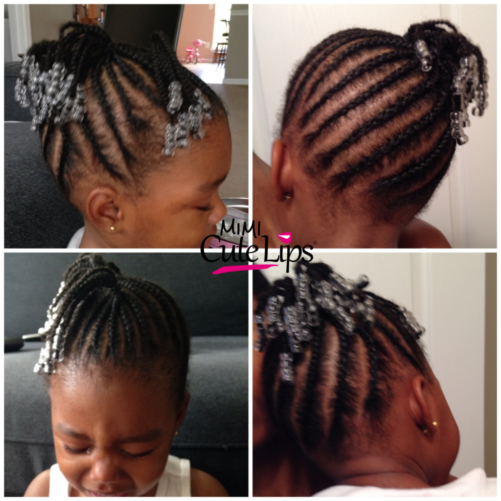 Natural Hairstyles For Kids Toddler Braid Styles