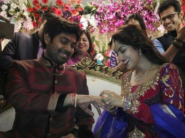 TV Fame Deepika Singh And Director Rohit Raj Tied The Knot On Akshay Tritiya