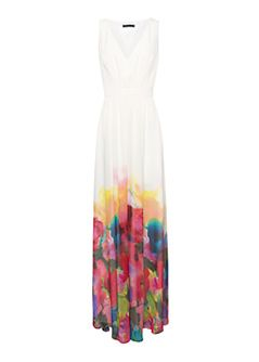 love long dresses...+ colors....