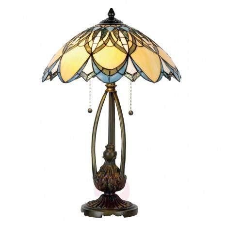 Uvanlig bordlampe Poseidon, Tiffany stil 6064031 22