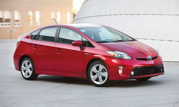 Consumer Reports Picks Toyota Prius As Best Green Car For 2012